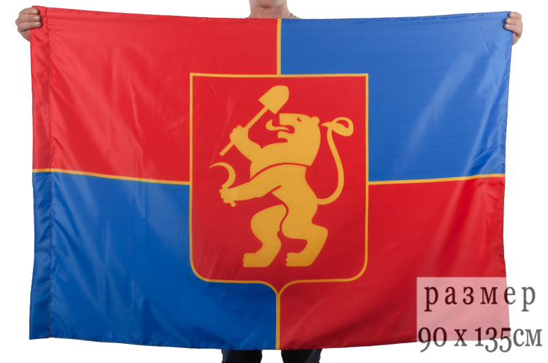 Знамя города Красноярск