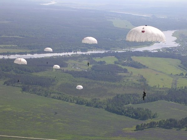 Десантников из Ивановского соединения ВДВ приняли Военную присягу ... | 450x600