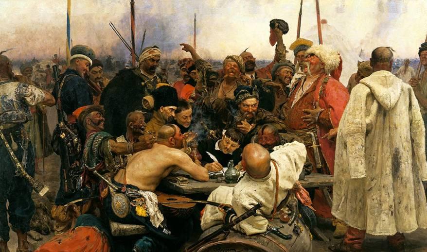 325 лет сибирскому казачьему войску: