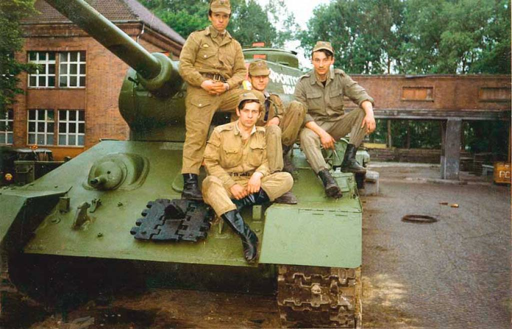 20 танковая дивизия выведена: