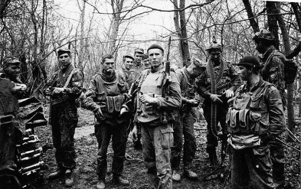 Архива бойцов 67 бригады спецназа гру
