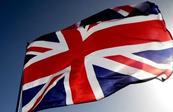 Купить флаг Великобритании..