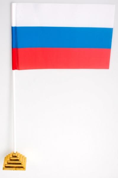 Как сделать флажок россии на палочке
