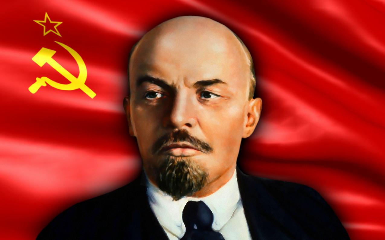 По ленинским местам.  Ленин в Лондоне (1962) DVDRip.