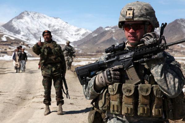 Тактические перчатки Oakley. Афганистан