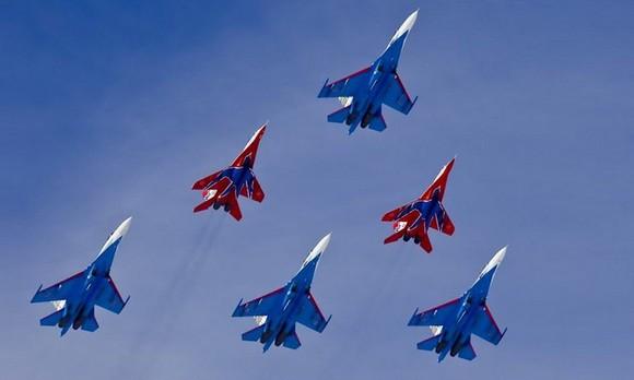 День ВВС - праздник военных лётчиков России