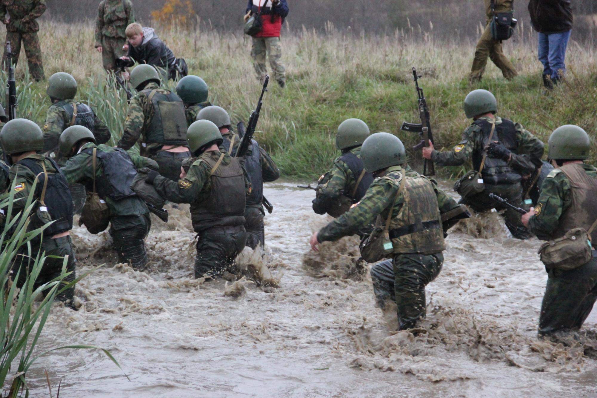 вид спецназовца после боя фото исследований что делать