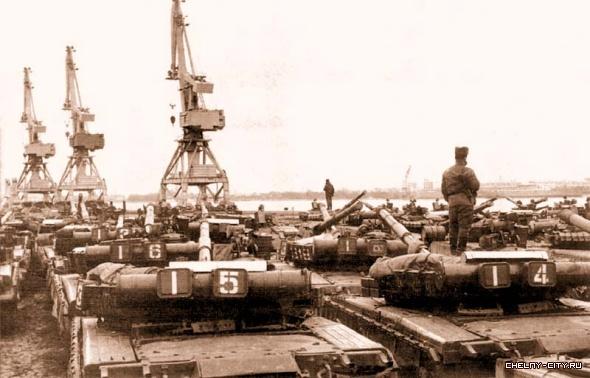 199 воспитанников 1 танковой армии