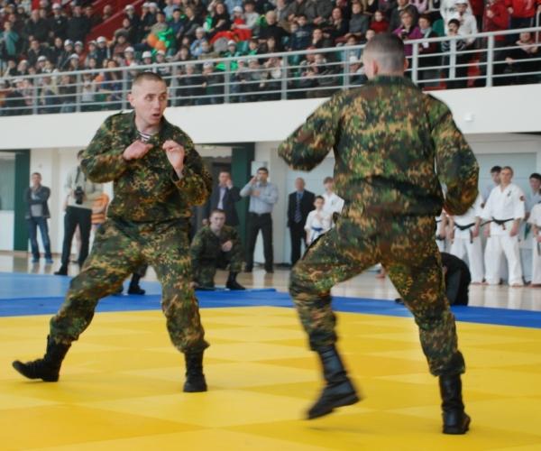 Русское боевое искусство