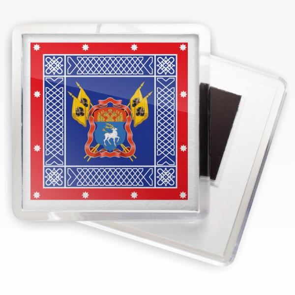 Магнитик «Донское казачье войско» знамя