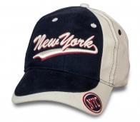 Американская бейсболка New York.