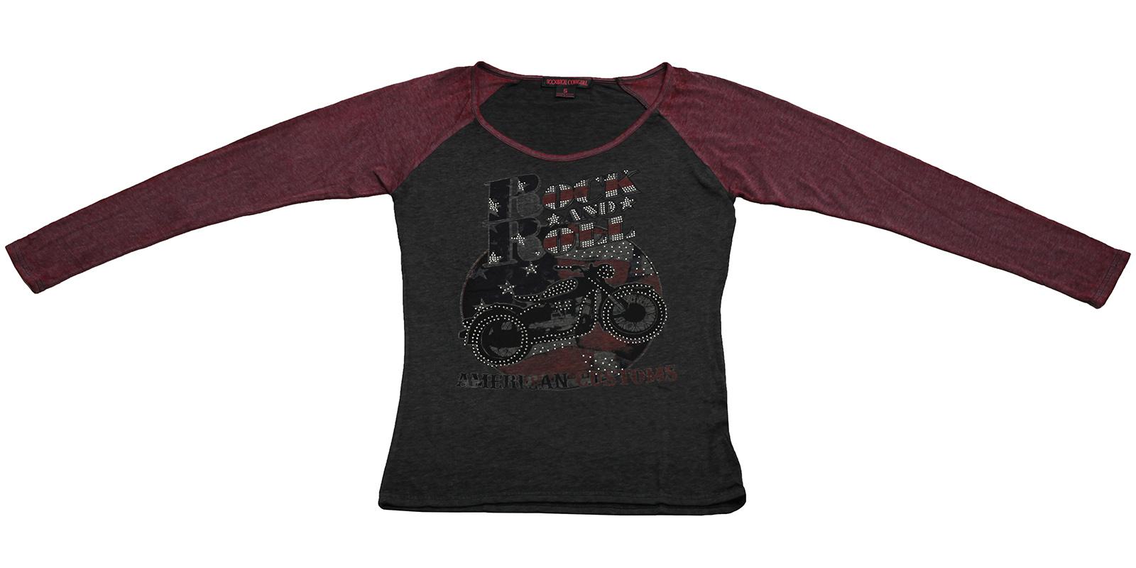 Американская кофточка Rock&Roll CowGirl. Выбирайте лучшее!