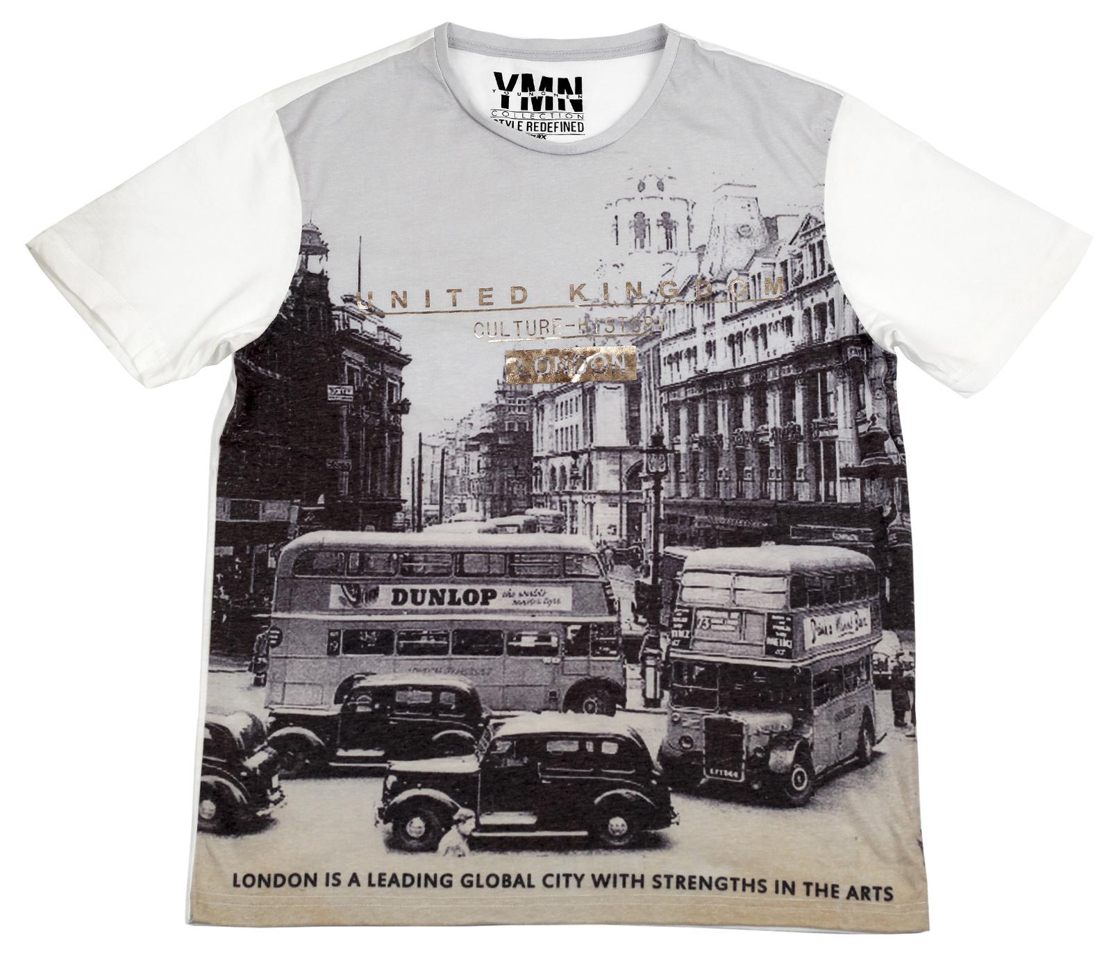 Английская футболка Max. Эксклюзивно для модников!