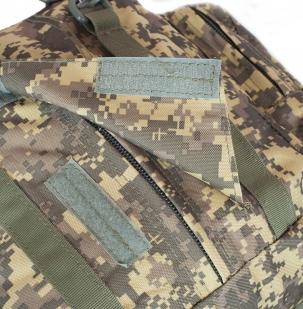 Армейская камуфляжная сумка-рюкзак ФСБ