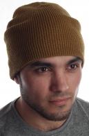 Армейская вязаная шапка