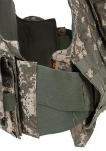 Жилет - разгрузка для армии CIRAS французский камуфляж