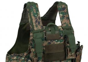 Армейский бронежилет CIRAS камуфляж Marpat