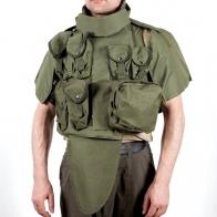 Разгрузочный жилет для армии IOTV хаки-олива