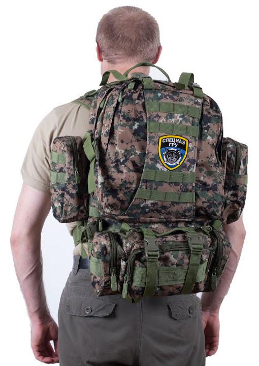 Купить камуфляжный армейский рюкзак в интернет магазине Военпро