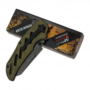 Армейский складной нож Mtech Ballistic MT-A904GR - заказать оптом