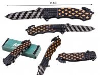 Аварийно-спасательный нож с серрейтором и стеклобоем Herbertz Rettungsmesser 217411 (Германия)