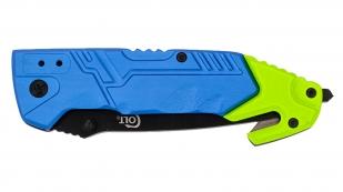 Аварийный складной нож со стеклобоем Colt Rescue Linerlock CT737 (США) - купить в розницу