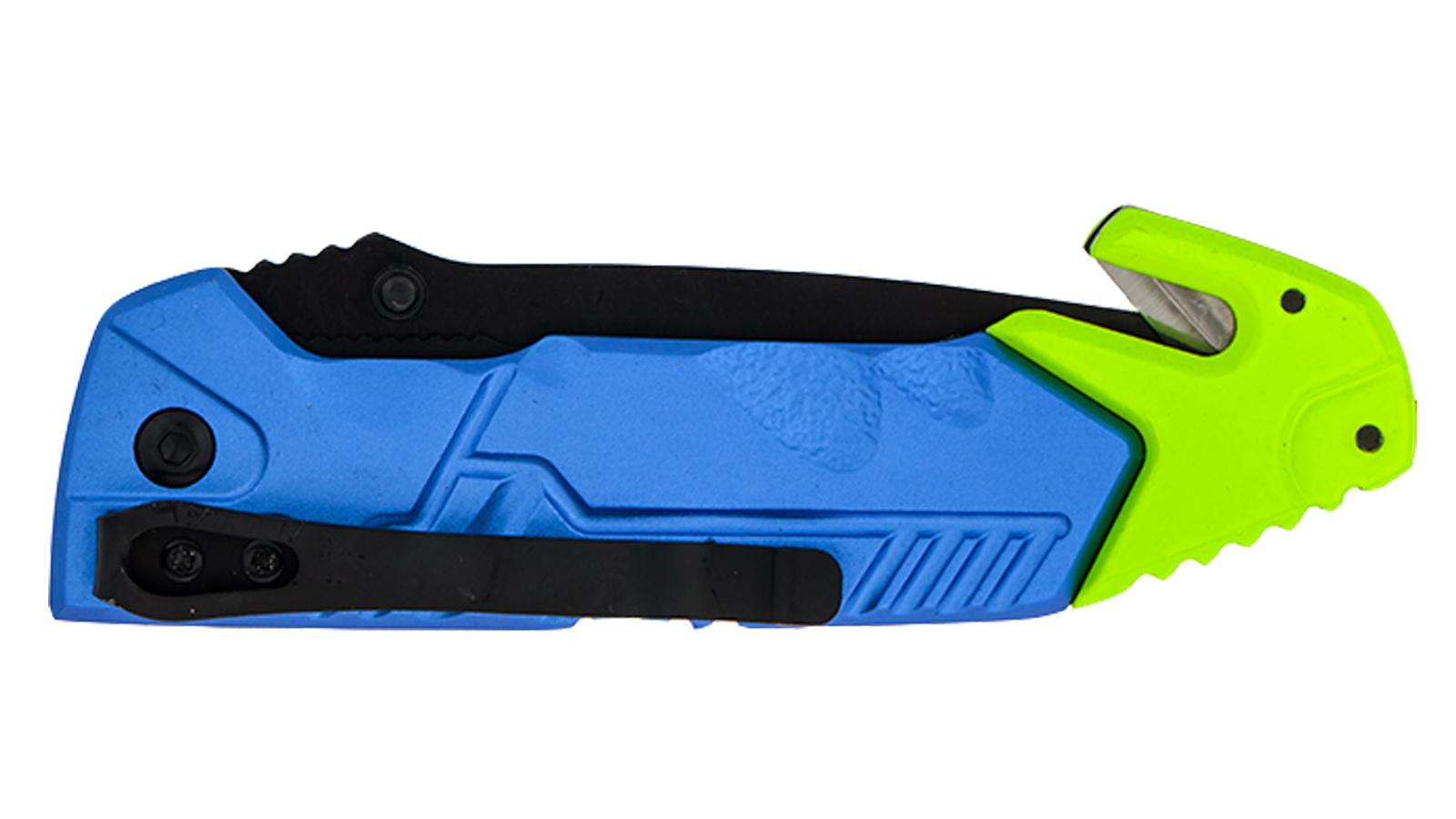 Аварийный складной нож со стеклобоем Colt Rescue Linerlock CT737 (США) - купить онлайн выгодно