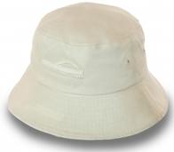Австралийская панама белого цвета. Натуральный хлопок, безупречный пошив