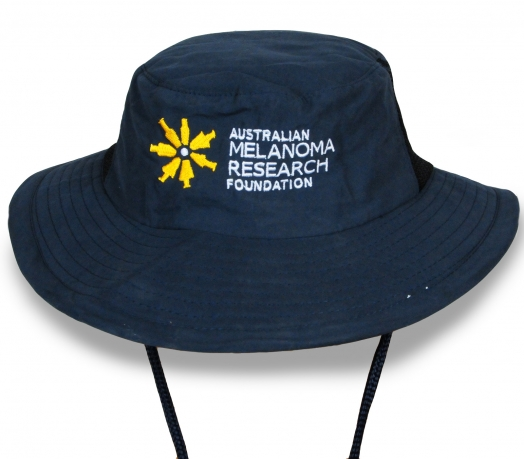 Австралийская шляпа с рисунком