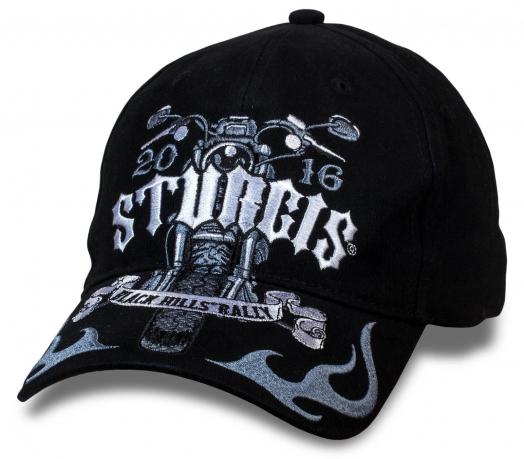 Байкерская бейсболка Sturgis