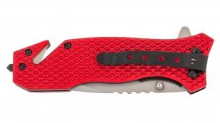 Байкерский складной нож Confederate Rescue Folder