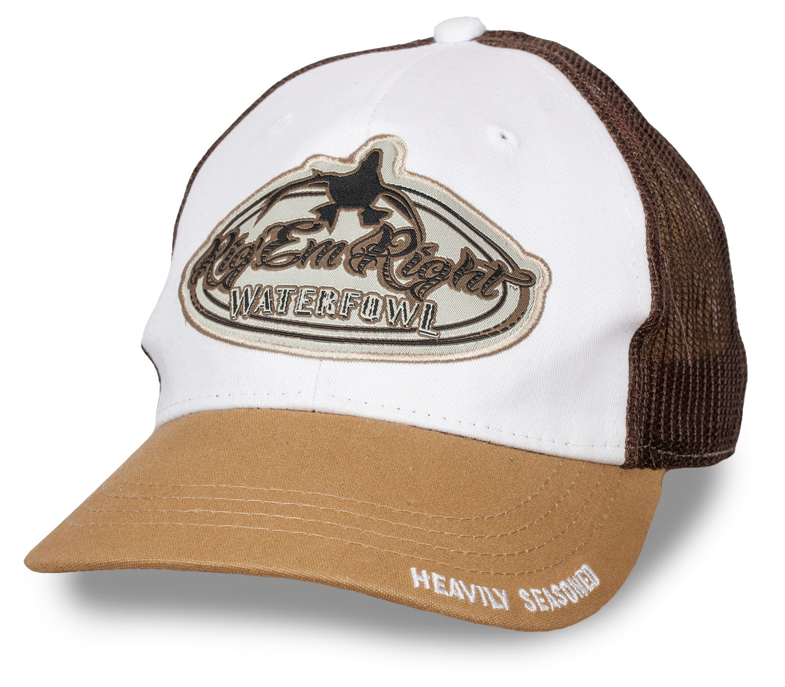 Заказать в интернет магазине бейсболку с сеткой от бренда Rig'em Right Waterfowl