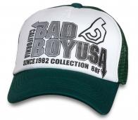 Бейсболка брендовая Bad Boy