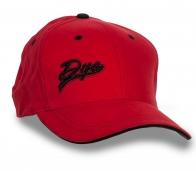 Бейсболка брендовая красная Dye первоклассного качества. ВАШ БЕЗУПРЕЧНЫЙ ВИД НАДОЛГО!