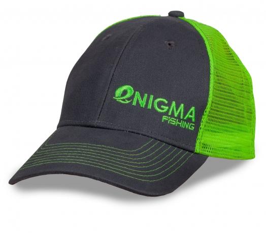Бейсболка Enigma Fishing, которая точно подойдет! Универсальный размер One Size, модный дизайн. 100% твоя модель!