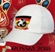 Фанатская бейсболка Германии