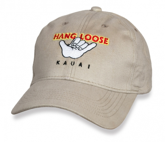 Бейсболка Hang Loose.