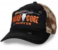 Комбинированная бейсболка Hardcore Hunter