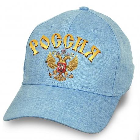 Бейсболка с гербом РФ - купить по лучшей цене