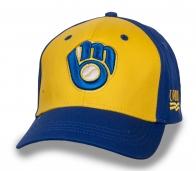 Бейсболка с логотипом Milwaukee Brewers
