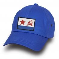 Бейсболка с нашивкой ВМФ СССР