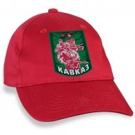 """Купить бейсболку, заказать бейсболку, Бейсболка с трансфером """"Кавказ"""" ветеранам Чеченского конфликта"""
