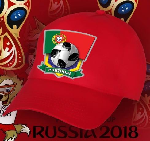 Бейсболка прогрессивной сборной Португалии