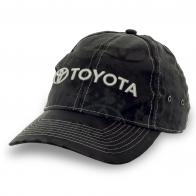 Бейсболка Toyota. Стильный головной убор для ценителей авто