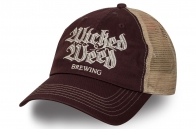Бейсболка Wicked Weed Brewing