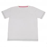 Белая футболка для истинных модников!