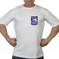 Белая футболка ВМФ