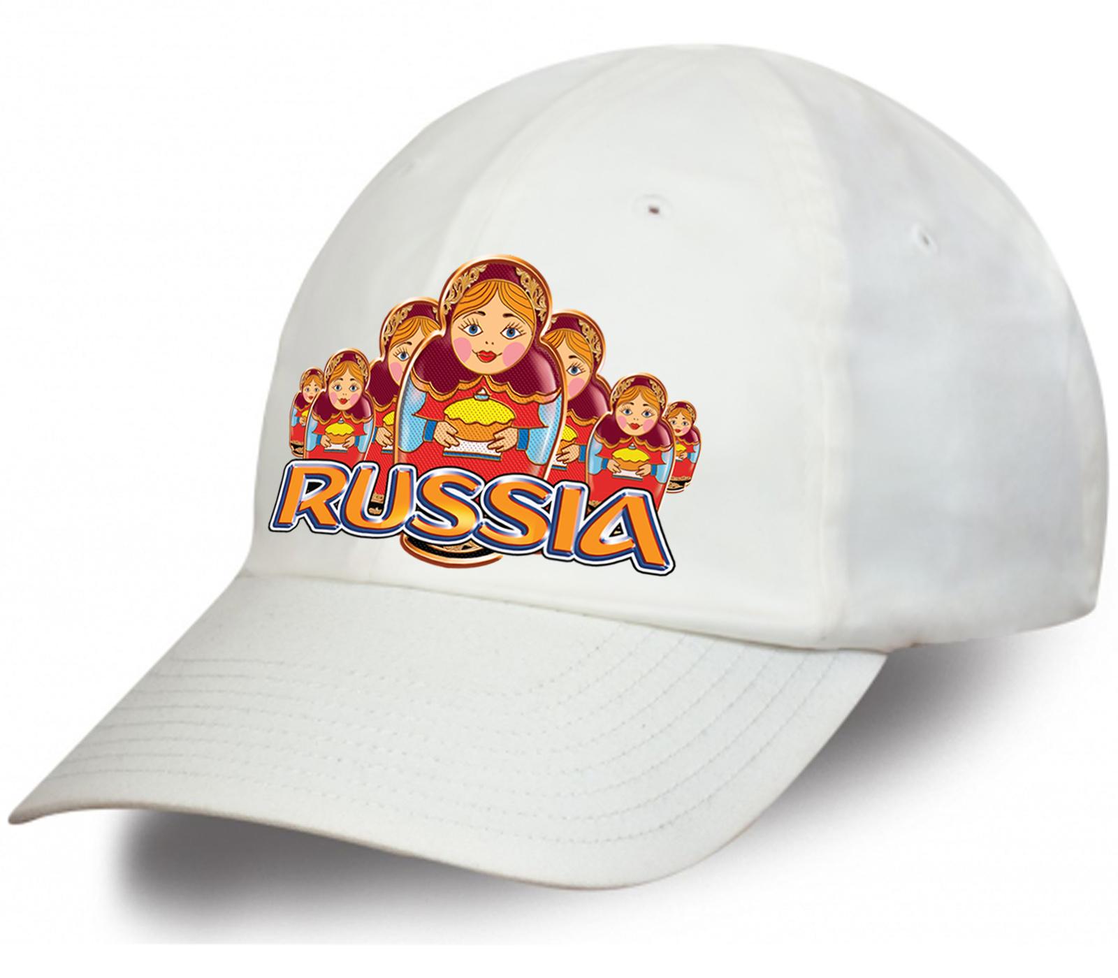 Кепки «Россия» от производителя – оригинальный дизайн и честная цена