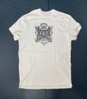 Белая мужская футболка от Ralph Lauren