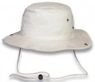 Белая стильная шляпа - купить выгодно